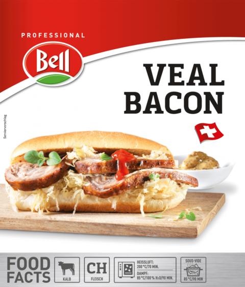 Veal Bacon Packshot