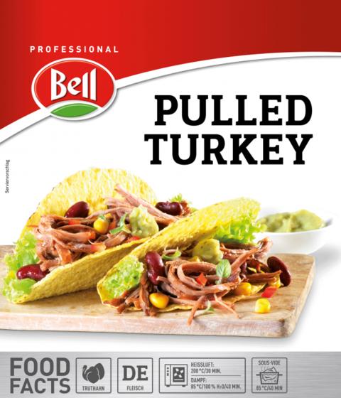 Pulled Turkey Packshot